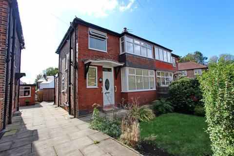 3 bedroom semi-detached house for sale - Newlands Drive, Prestwich, Manchester