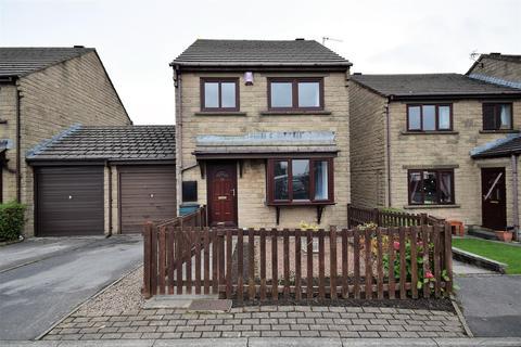 3 bedroom detached house for sale - Coniston Close, Queensbury, Bradford
