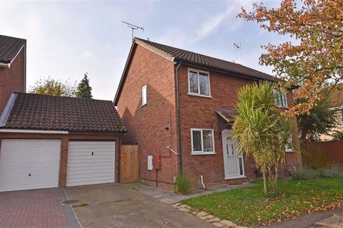 2 bedroom semi-detached house for sale - Culterfield, Singleton, Ashford