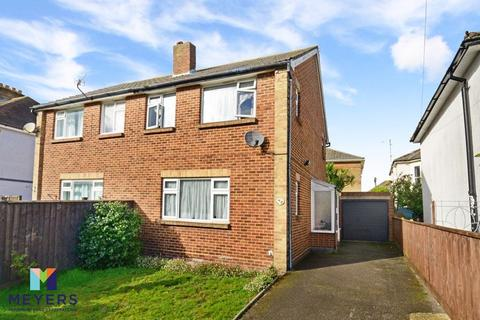 3 bedroom semi-detached house for sale - Carlton Road, Bournemouth, BH1