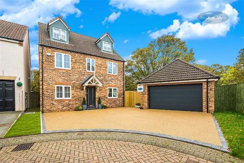 5 bedroom detached house for sale - Ecklands Croft, Millhouse Green, Sheffield, S36