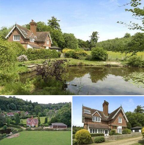 3 bedroom character property for sale - Holmbury St. Mary, Dorking, Surrey, RH5