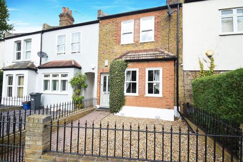 3 bedroom terraced house for sale - St Johns Road, Isleworth Village