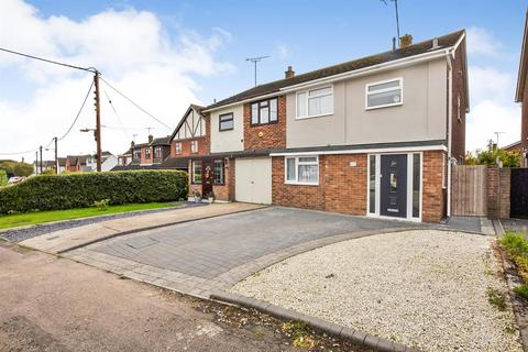 3 bedroom semi-detached house for sale - Cimmaron Close, South Woodham Ferrers