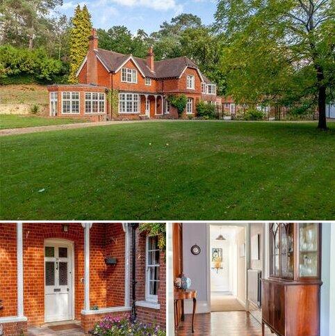 5 bedroom character property for sale - Dene Lane, Lower Bourne, Farnham, Surrey, GU10