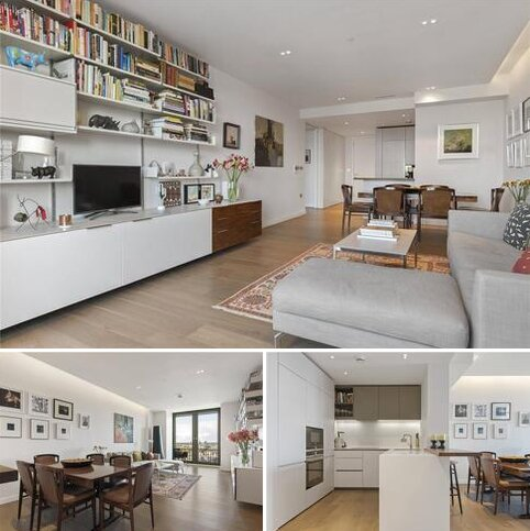 1 bedroom flat for sale - Tapestry Apartments, 1 Canal Reach, London, N1C