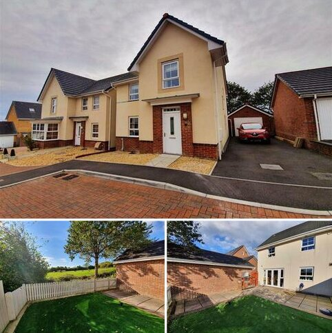 4 bedroom detached house for sale - Valley View, Loughor, Swansea