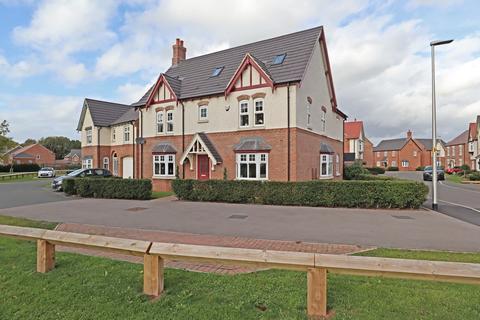 5 bedroom detached house for sale - Hereward Way, Weddington, Nuneaton, CV10