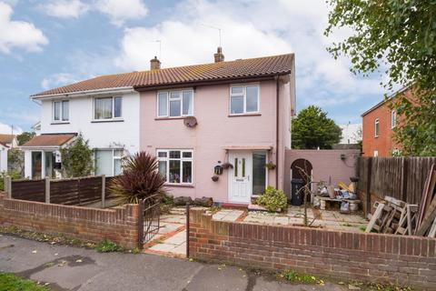 3 bedroom semi-detached house for sale - Canute Road, Deal