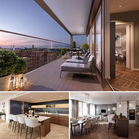 3 bedroom apartment for sale - King's Road Park, London, SW6