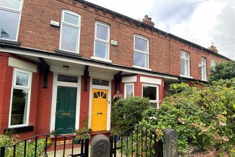2 bedroom terraced house for sale - Brookfield Avenue, Chorlton