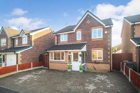 4 bedroom detached house for sale - Cherry Dale Road, Broughton, Chester