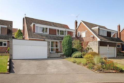 4 bedroom detached house to rent - 6 Hillcote Drive, Fulwood, Sheffield, S10 3PJ