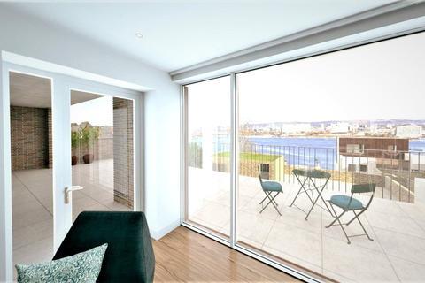 2 bedroom flat - Sainte Adresse, Penarth, South Glamorgan, CF64