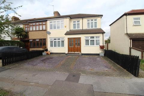 4 bedroom end of terrace house for sale - Chestnut Avenue, Hornchurch