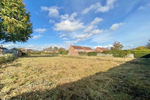 Plot for sale - Long Ridge Lane, Upper Poppleton, York