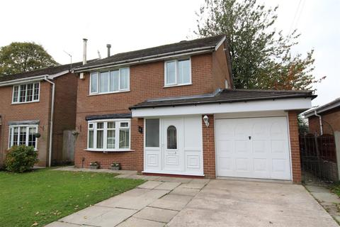 3 bedroom detached house for sale - St. Matthews Close, Highfield, Wigan.