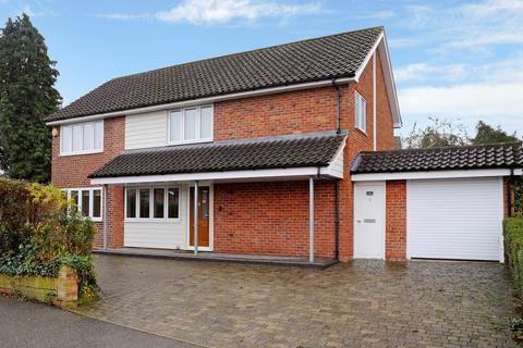 4 bedroom detached house for sale - Longmead Avenue, Great Baddow, Chelmsford, CM2