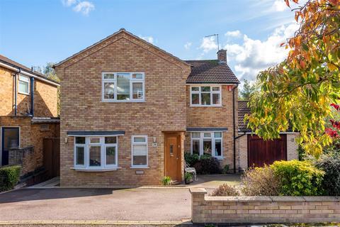 4 bedroom detached house for sale - Latimer Road, Cropston