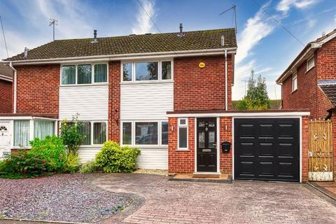 3 bedroom semi-detached house for sale - 25, Martham Drive, Compton, Wolverhampton, WV6