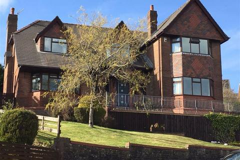 5 bedroom detached house for sale - Rural Way, Tycoch, Swansea