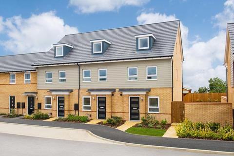 4 bedroom end of terrace house for sale - Plot 59, Queensville at Willow Grove, Southern Cross, Wixams, Wilstead, BEDFORD MK42