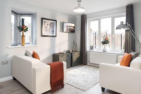 2 bedroom terraced house for sale - Plot 104, Amber at Willow Grove, Southern Cross, Wixams, Wilstead, BEDFORD MK42