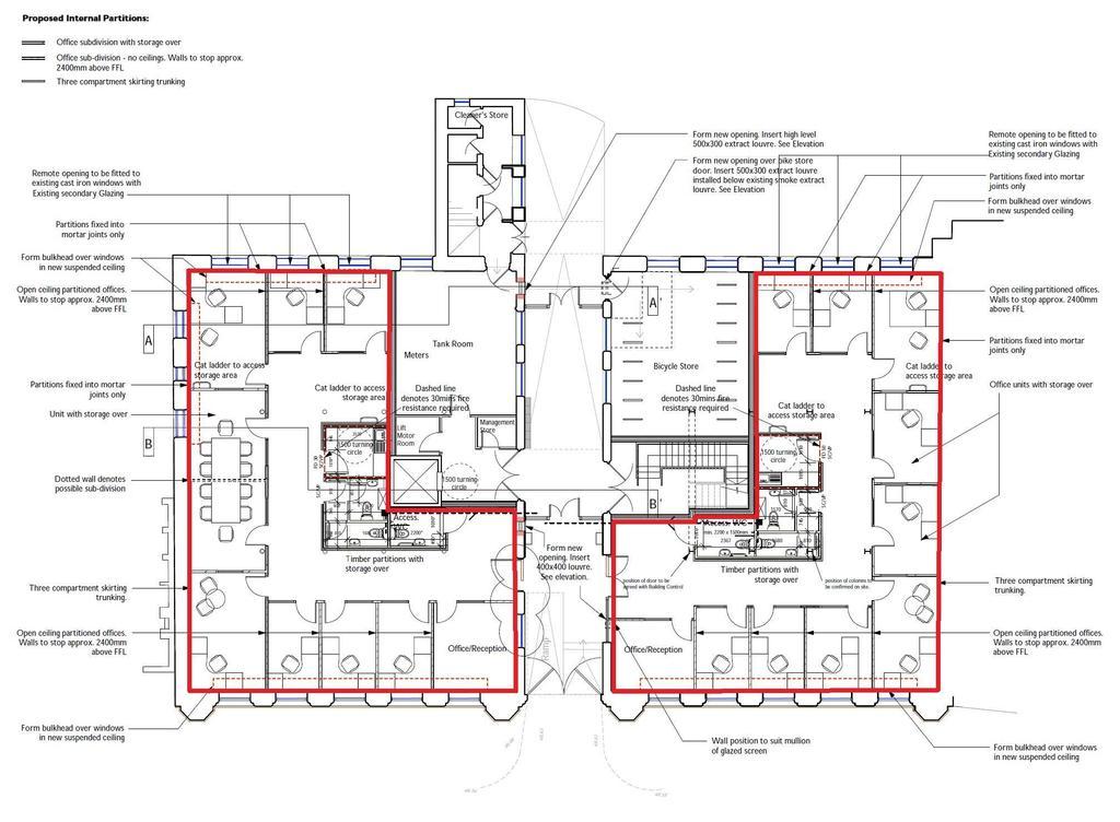 Floorplan: Main
