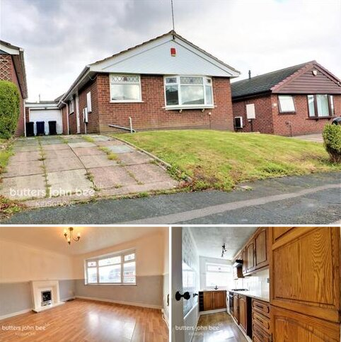 3 bedroom detached bungalow for sale - Regency Close, Stoke-On-Trent