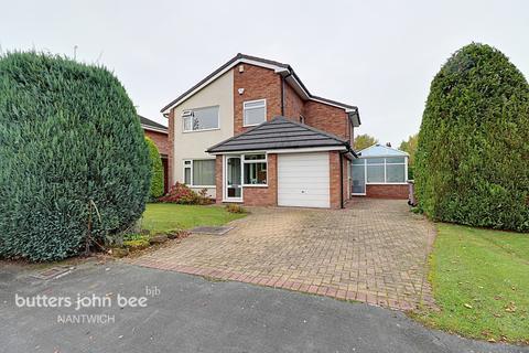 4 bedroom detached house for sale - Tudor Way, Nantwich