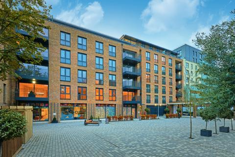 2 bedroom apartment for sale - Plot 34 at Mode, Centric Close, Oval Road NW1