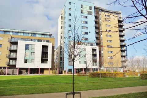 Studio to rent - Kilcredaun House, Prospect Place, Cardiff Bay, Cardiff CF11 0JG.
