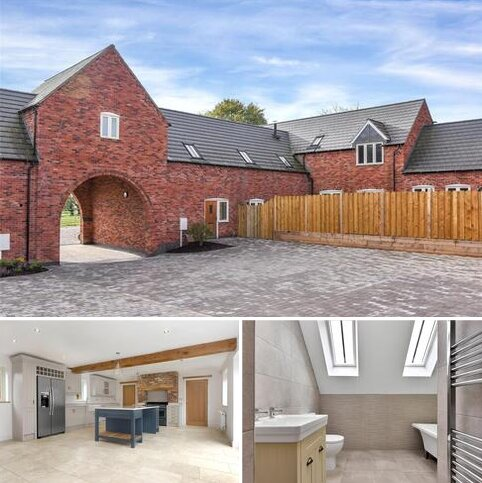 4 bedroom barn conversion for sale - Plot 1, Main Street, Grimston