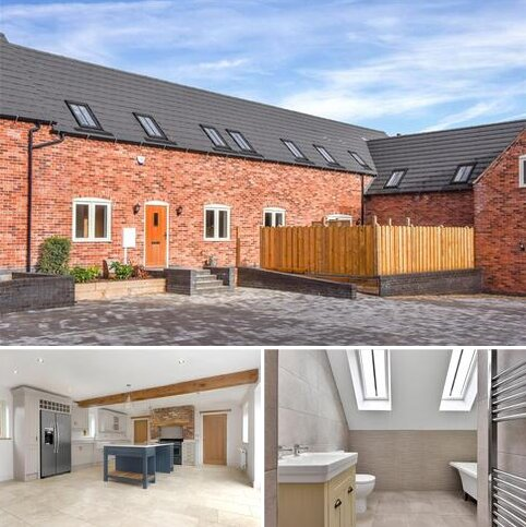 4 bedroom barn conversion for sale - Plot 3, Main Street, Grimston