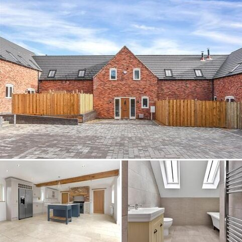 4 bedroom barn conversion for sale - Plot 4, Main Street, Grimston