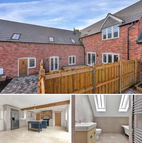 4 bedroom barn conversion for sale - Plot 5, Main Street, Grimston