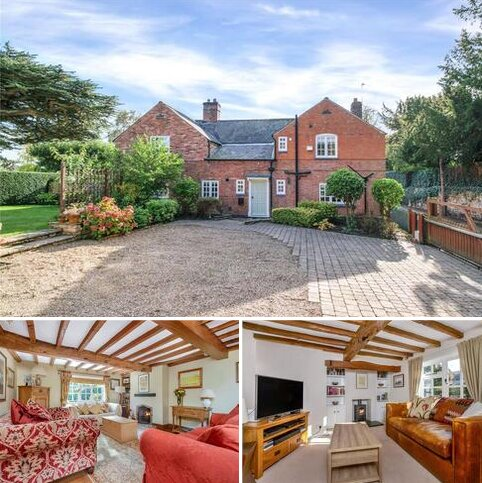 4 bedroom detached house for sale - Chapel Lane, Gaddesby, Leicestershire