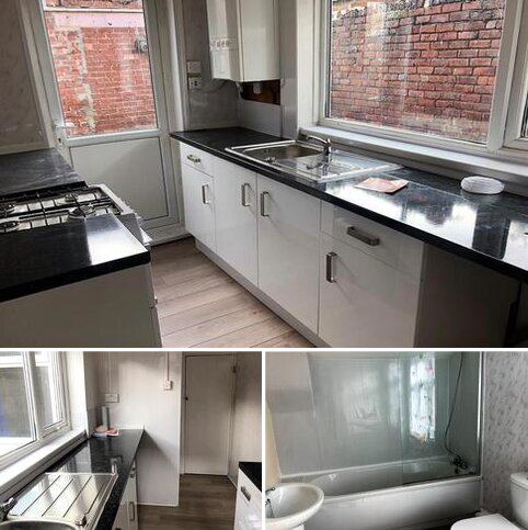 2 bedroom terraced house to rent - Warwick Street, Middlesbrough TS1