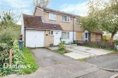 3 bedroom semi-detached house for sale - Laureate Close, Cardiff