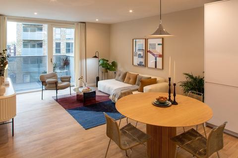 2 bedroom flat for sale - 2.D.06 AP1, Cedarwood Mansions, Deptford Landings, 121-123 Evelyn Street, London, SE8
