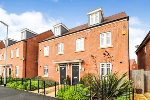 3 bedroom semi-detached house for sale - Great Linns, Marston Moretaine, Bedford