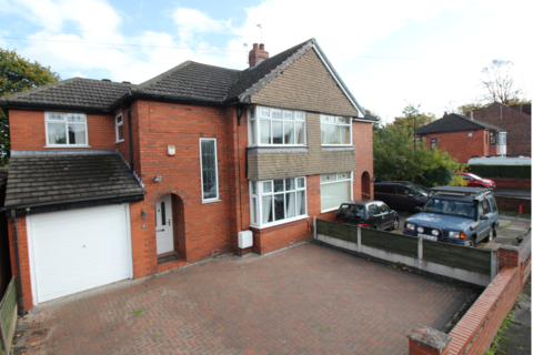 4 bedroom semi-detached house for sale - Westbourne Park, Urmston