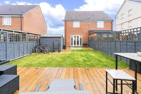 2 bedroom semi-detached house for sale - San Andres Drive, Newton Leys, Milton Keynes, MK3