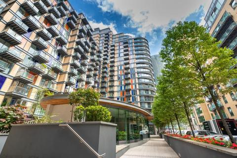 1 bedroom apartment to rent - 37 Millharbour, London E14