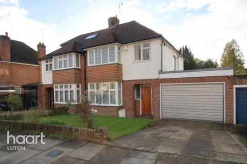 4 bedroom semi-detached house for sale - Manton Drive, Luton