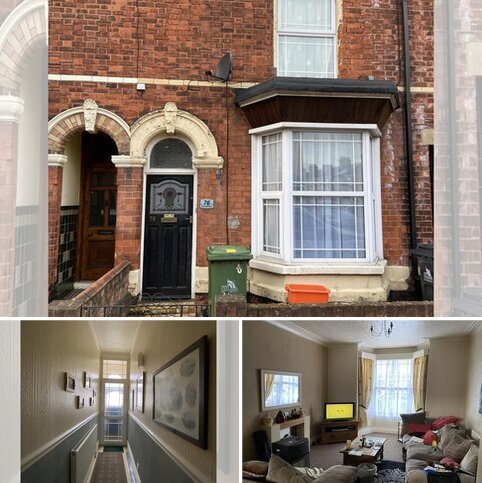 3 bedroom terraced house for sale - Farebrother Street, Grimsby DN32