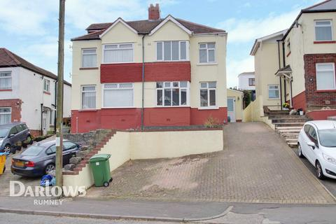 2 bedroom semi-detached house for sale - Ty Mawr Road, Cardiff