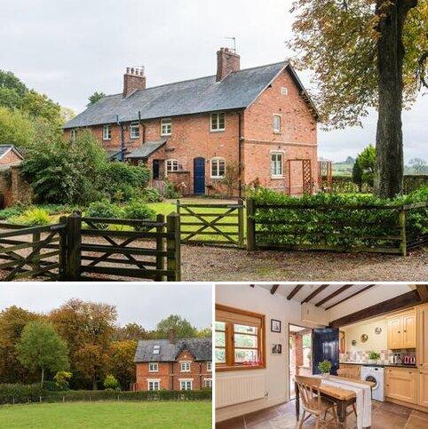 4 bedroom semi-detached house to rent - Woodside Cottage, Withcote, Oakham, Rutland