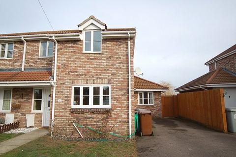 3 bedroom semi-detached house to rent - The Street, Holywell Row, Bury St Edmunds, Suffolk, IP28