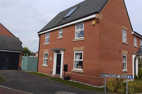 3 bedroom semi-detached house for sale - Buttercup Walk, New Century Park, Binley, Coventry, CV3